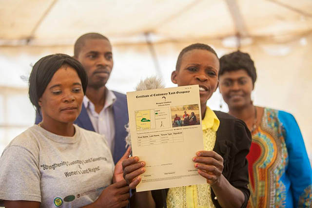 events on the STDM journey in Zambia